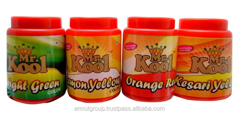 Food Color Powder - Buy Red Orange Saffron Food Color Powder ...