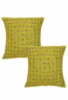 modern styles of pillow cover Indian Handmade custom cushion cover