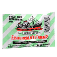 Fisherman's Friend Cough Suppressant Lozenges, Menthol 20 Each by Greenwood Brands Llc