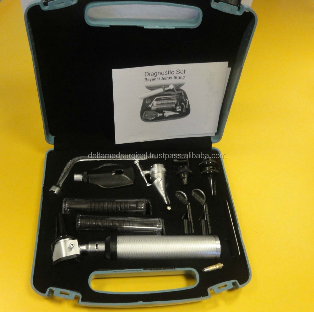 Rechargeable Vet Ent Set with Built-in Battery + Built-in Charger