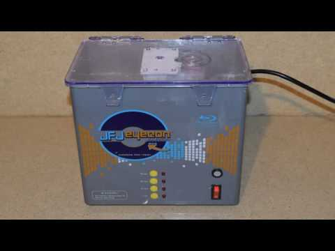 JFJ Easy Pro Video Game CD DVD Blu Ray Repair Machine 110V