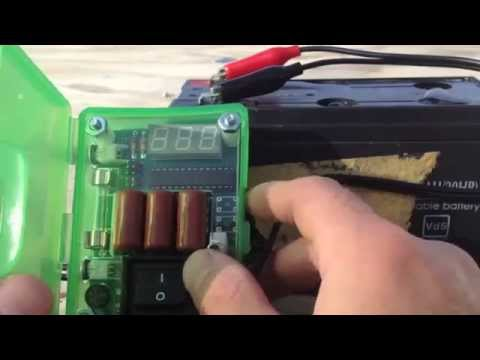 Lead Acid Battery Repair, Sealed Lead Acid Battery Recovery