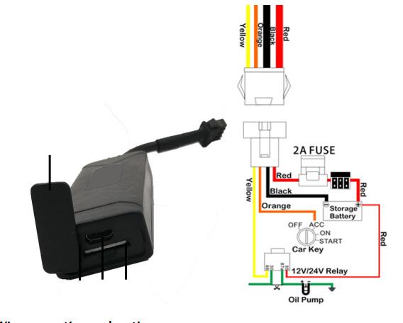 Tkstar!!--new Arrival Vehicles Tk806 Cut Engine Oil Gps Tracker Mini Hidden  Cheaper Device - Buy Engine Oil Cutting Gps Tracker,Car Truck Vehicle