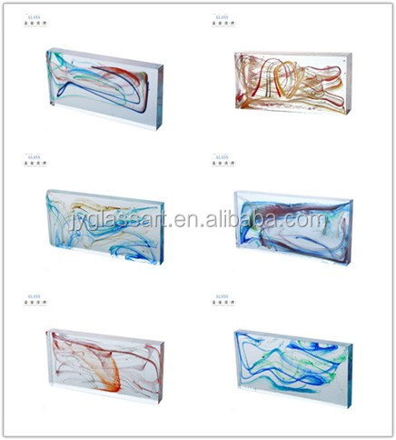 Wholesale glass blocks buy round glass block crystal for Hollow glass blocks for crafts