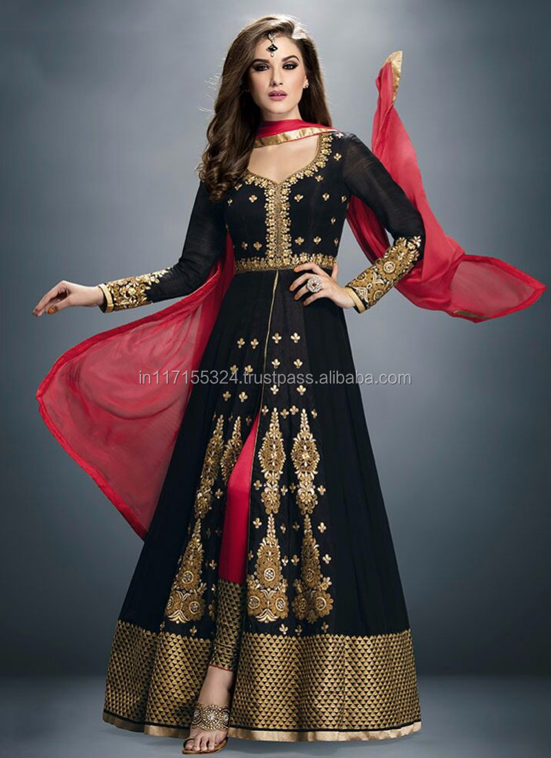 e20c7067a7e Umbrella design ready made anarkali salwar kameez - Xxl anarkali suits - Designer  anarkali suits mumbai - Online shopping india