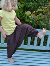 Kids Alibaba HAREM TROUSERS HIPPY BOHO ALADDIN Alibaba GENIE Baggy Pants YOGA Cotton Kids Harem Trousers Hippie Children's pants
