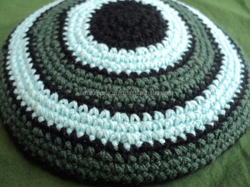 Crochet Kippah Pattern Crochet Kippah Pattern Suppliers And