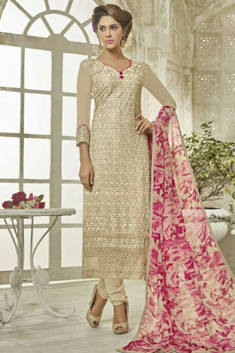 Best Online Shop For Stylish Cut Neck Work Indian Ethnic Wear ...