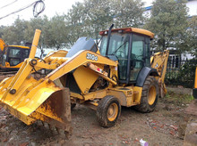 used backhoe John deere 310G backhoe loader for sale