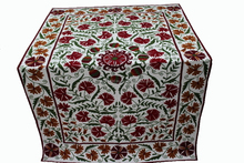 Multicolor hand embroidered Authentic Uzbekistan Suzani bed covers suzani throws Manufacturer & Wholeseler