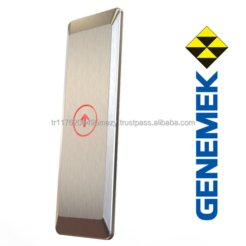 elevator LOP, push button slim design modern HOP hi-tech