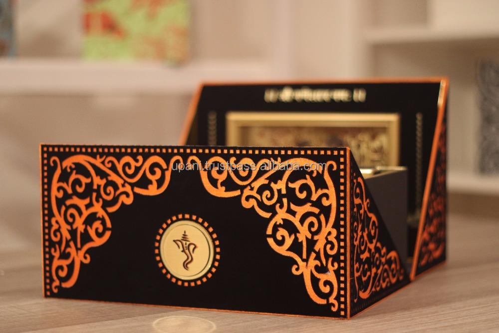 Indian Luxury Bo Sweet Wedding Invitation Cards Favors Whole Product On Alibaba