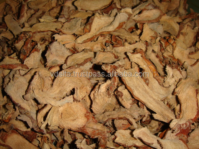 dried slice galangal root