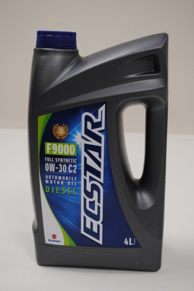 Suzuki Ecstar F9000 0W-30 C2 Diesel Complet Synthétique