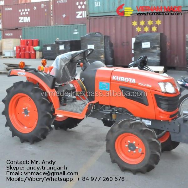 Kubota Mini Tractor Japan Model B2420