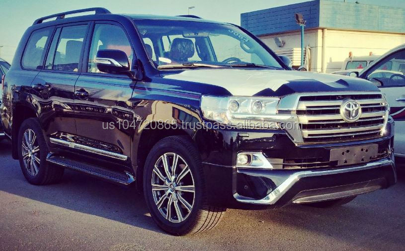 Toyota Land Cruiser Diesel LC200 VXR 4.5L v8 Turbo 2017 Full Option Luxury