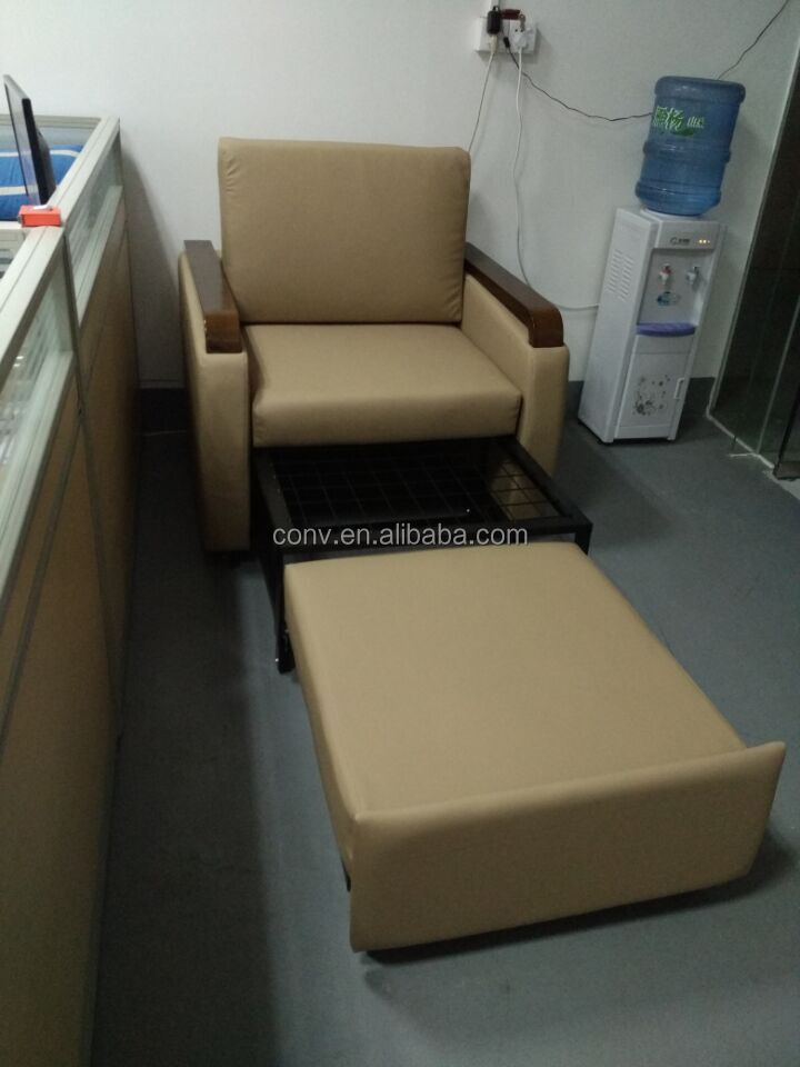 hospital sleep chairs pull out function