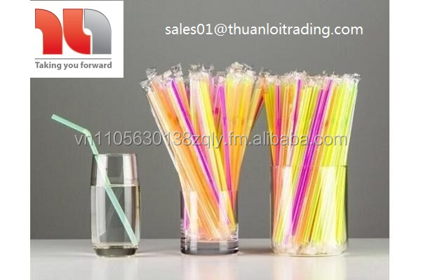 Best Quality Disposable Drinking Straws in Vietnam