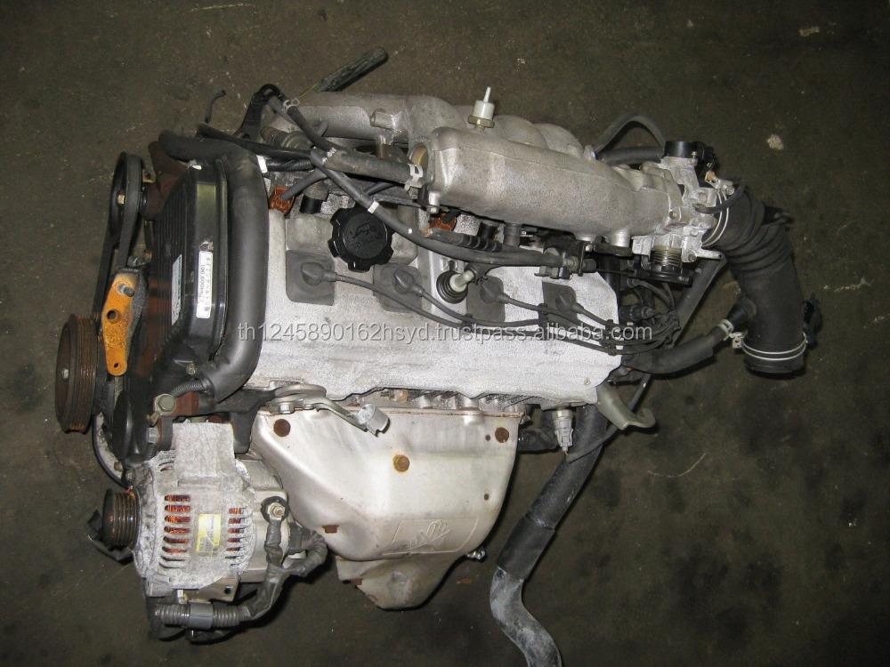 Used Car Engine TOYOTA 1ZZ VVT-i 2WD