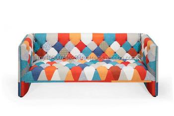 Divano Letto Patchwork : Divano patchwork buy patchwork copridivano divano in tessuto