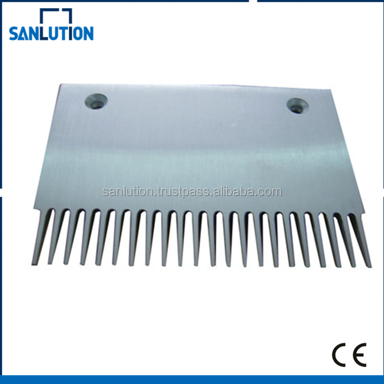 GAA453BV1 Escalator Comb Plate 203.2_150.7mm, 24T