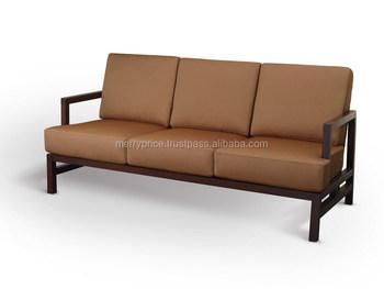 Katarina Sofa Kualitas Tinggi Malaysia Kayu Furniture Rotan Taman