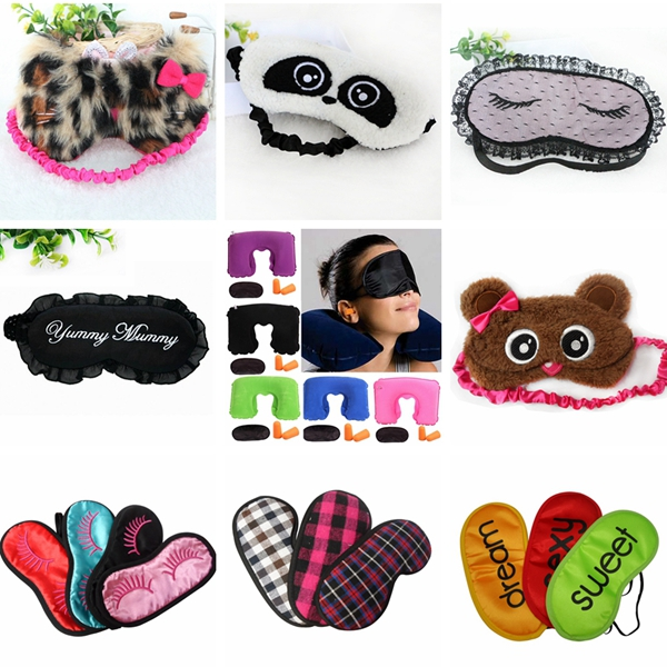 Promotion Owl Sleep Eyemask