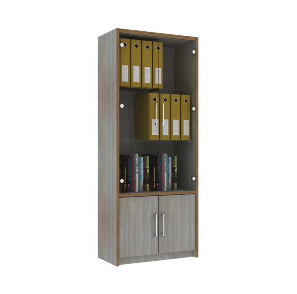 Filing cabinets or bookcases