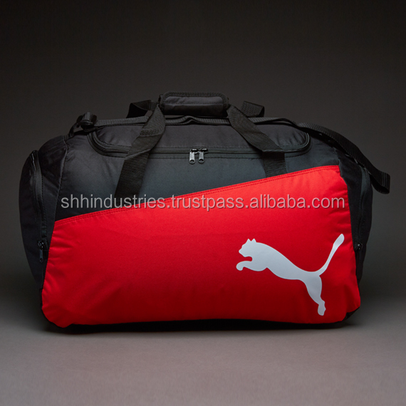 Training Small Bag - Black/Puma Red/White 2016030