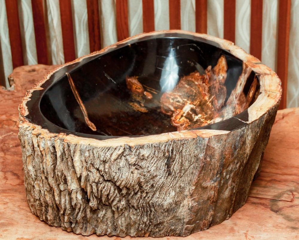 Superieur Natural Petrified Wood Sink   Buy Petrified Wood Sink,Fossil Wood Sink  Product On Alibaba.com