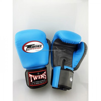 Twins Muay Thai Boxing gloves, RHS approved Muaythai Boxing gloves