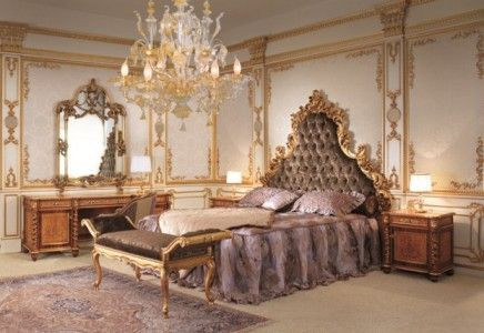 rococo bedroom purple on wooden color touch buy. Black Bedroom Furniture Sets. Home Design Ideas