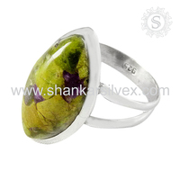 Beautifulluy Unique Design Wedding Ring 925 Sterling Silver Jewelry Fashion Gemstone Silver Jewelry