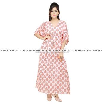 7a5a30b100b0b Indian Summer Womens Casual Kaftan Cotton Plus Size Night Maxi Dress Full  Length Kaftan - Buy Kaftans And Tunics,Arabic Kaftan Dress,Sexy Short  Kaftan ...