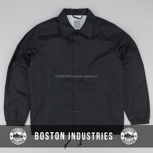 9e1a871db35 Wholesale Custom Nylon Coach Jackets