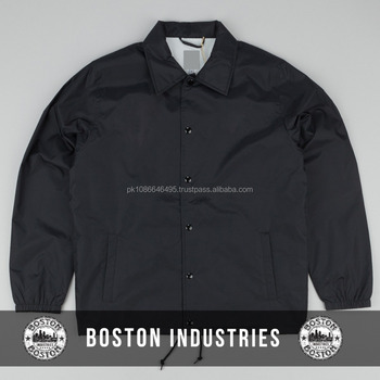 Custom Nylon Coach Jacket Wholesale High Quality Custom Print Windbreaker  Coach Jacket - Buy Mens Nylon Windbreaker Jackets,Cheap Windbreaker