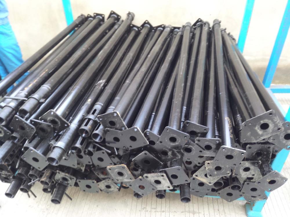Aluminum Shoring Post : Aluminum concrete formwork adjustable shoring posts for