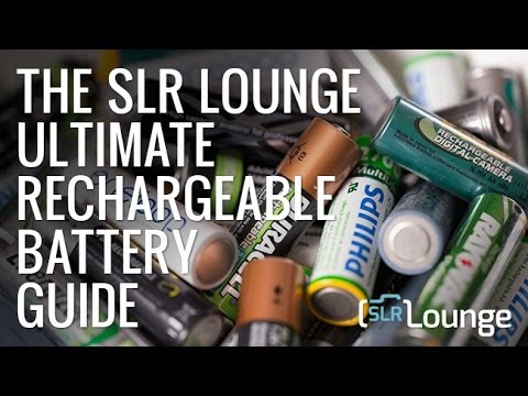 The Ultimate Rechargeable AA Battery Guide - Fastest AA Battery for Full Power Flash Recycles