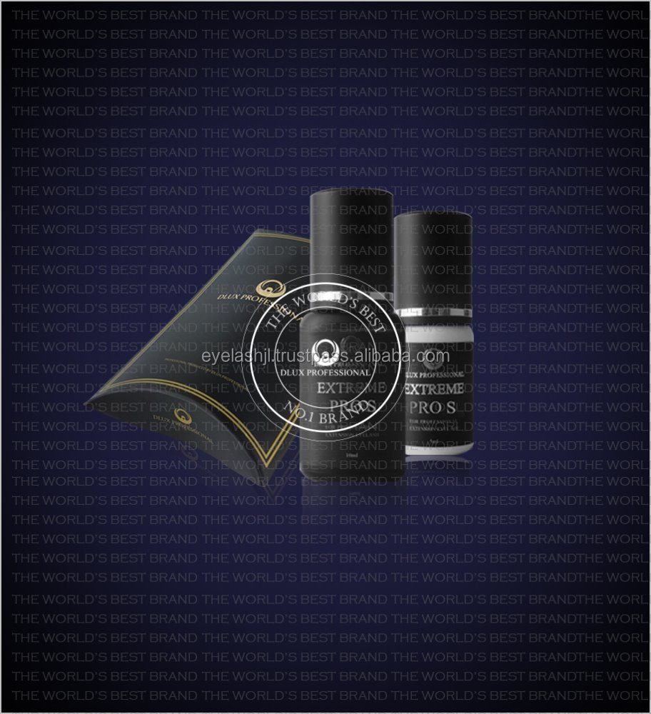 DLUX PROFESSIONAL EXTREME PRO S GLUE / 10ml / 5ml / The world's best quality Korea Extension eyelash