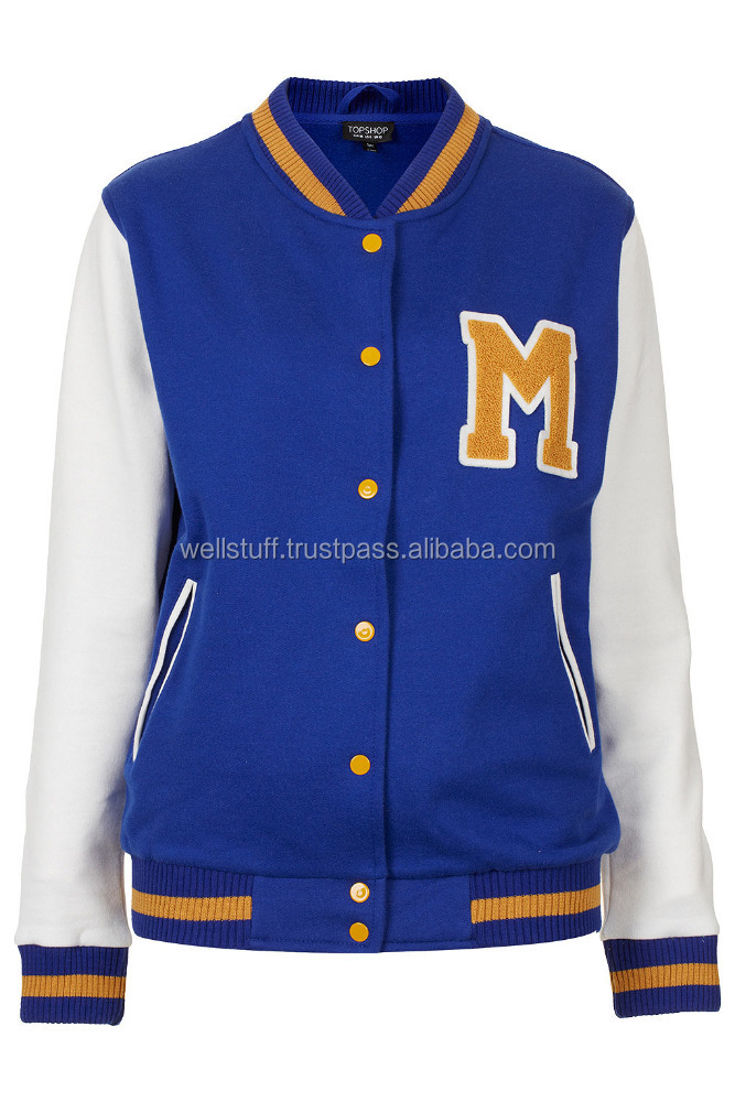 Girls Baseball Jacket Varsity Jackets Girls Baseball Jacket