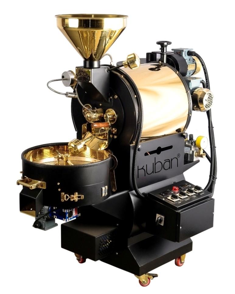 High Quality Gas Amp Electric Coffee Roaster 1 5 Kg Coffee