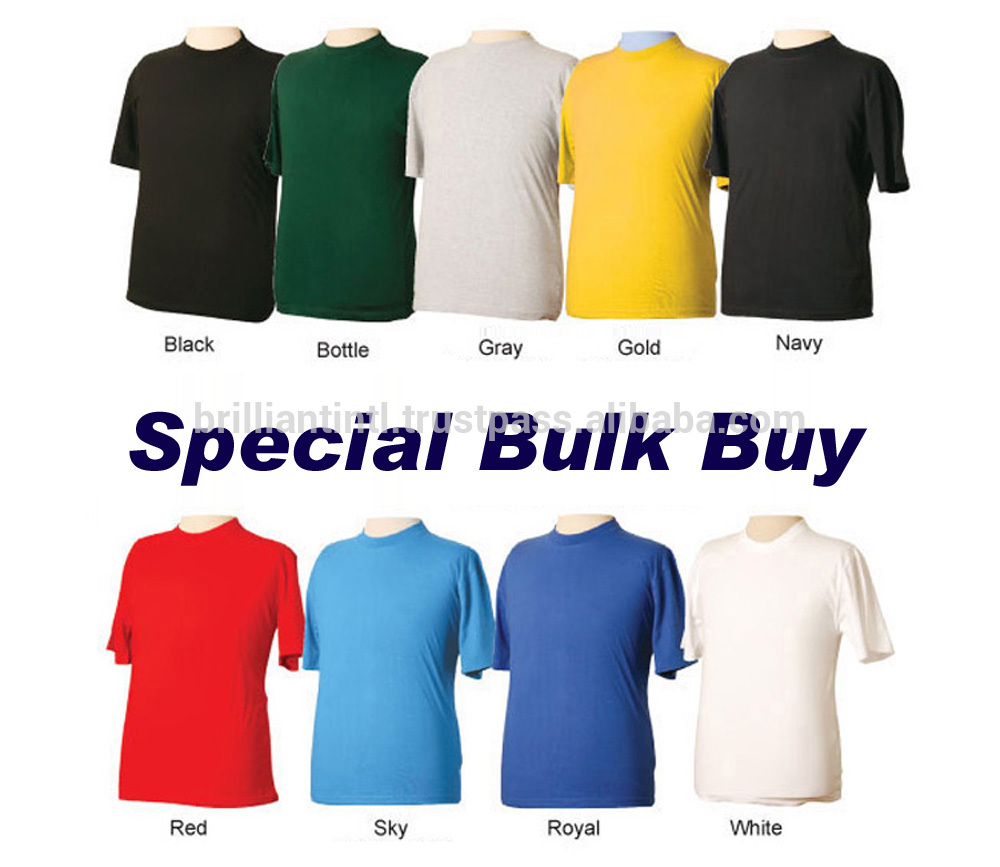Bulk Wholesale Unisex T-shirts, Bulk Wholesale Unisex T-shirts ...