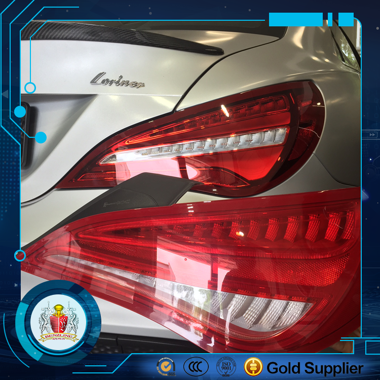 Factory Wholesale Rear led light car auto For Mercedes Benz W117 CLA-Class