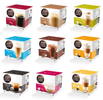 nescafe dolce gusto nescafe dolce gusto capsules dolce. Black Bedroom Furniture Sets. Home Design Ideas