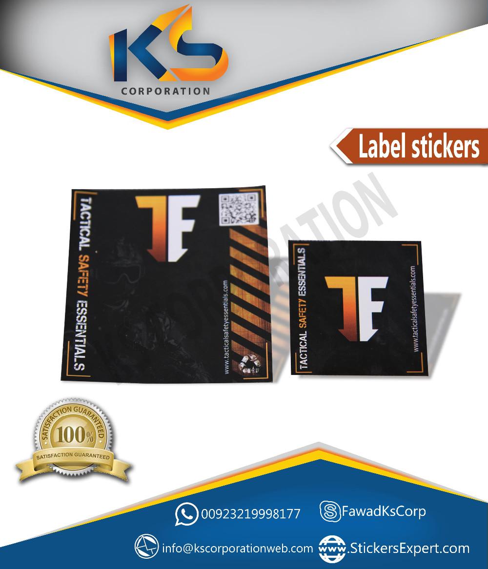 Custom shape outdoor 3m vinyl diecut stickers