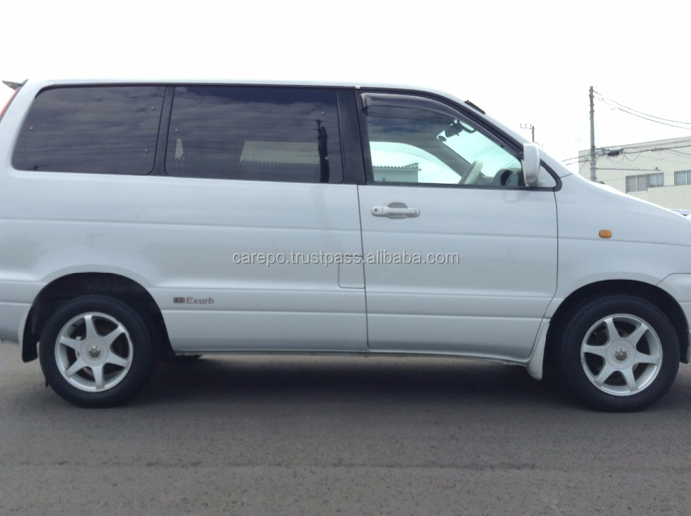 USED VANS FOR SALE TOYOTA LITEACE NOAH G GF-SR40G 2000 (HIGH QUALITY)