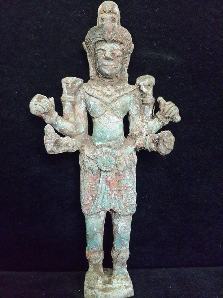 Real Antique Hindu Statue Called