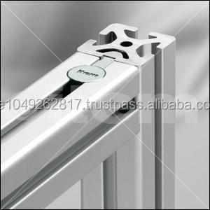 Stabiele En Verplaatsbaar Aluminium Profiel Verbindinguniversele Bevestiging Setssterke En Flexibele Buy Building Kit Systeemprofiel Fastener Set