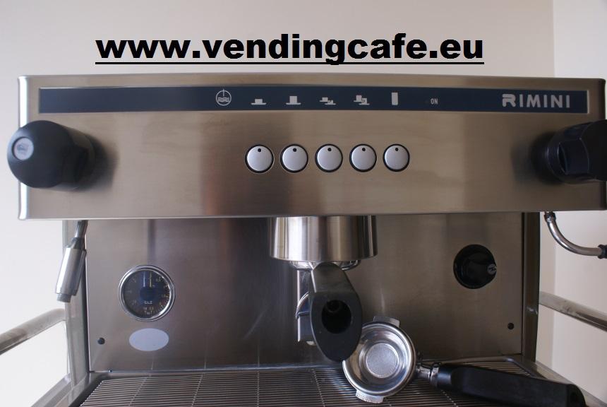futurmat rimini semi automatic espresso coffee maker used. Black Bedroom Furniture Sets. Home Design Ideas