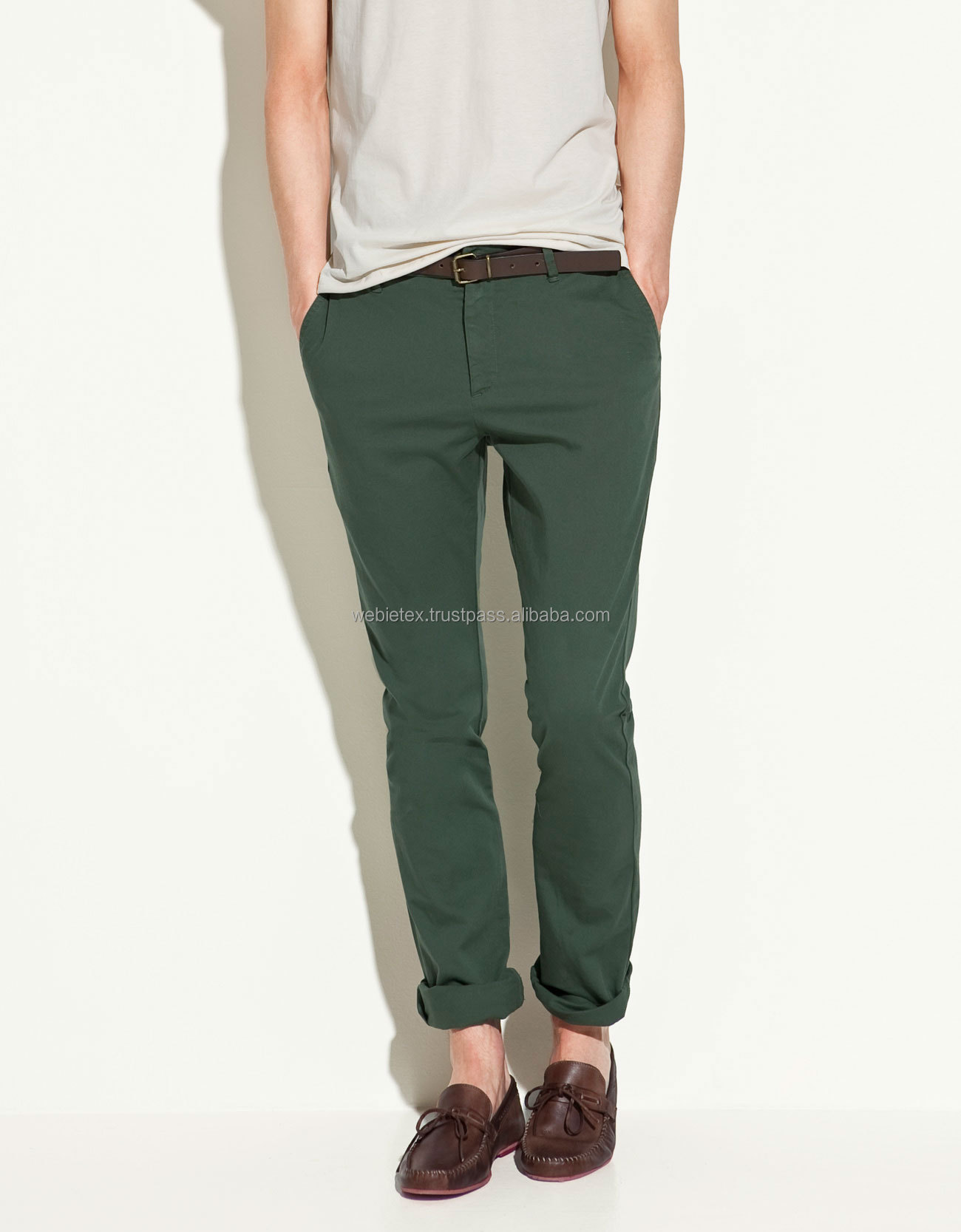 Twill Pants For Men | Gpant
